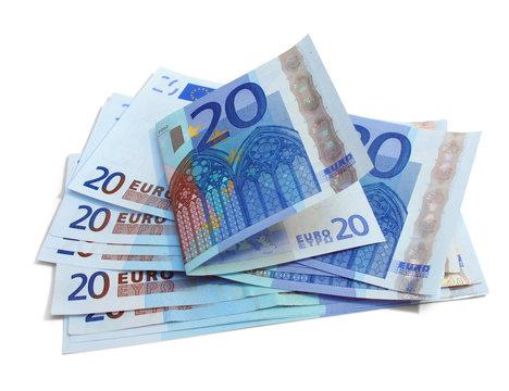 Billets de 20 Euro