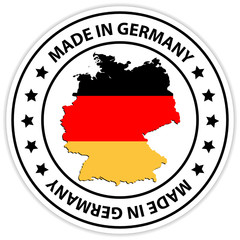 Made in Germany - Siegel