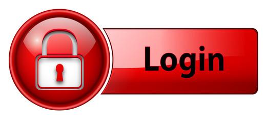 login icon button.