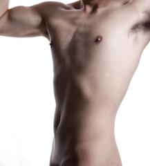 Male Nude Upper
