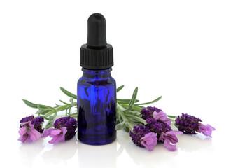 Lavender Herb Flower Essence