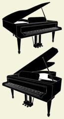 Piano Vector 06