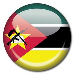 Chapa bandera Mozambique