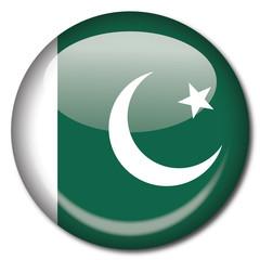 Chapa bandera Pakistan