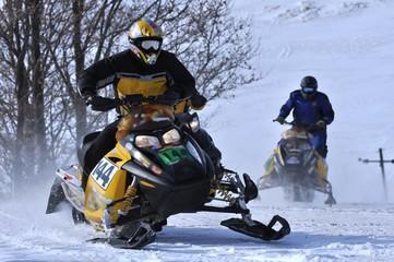 snowmobile sautant