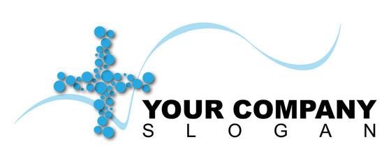Logo per settore farmaceutico o similare