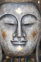 Buddha face ornament, Thailand.