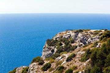 Mediterranean landscape - island Dugi otok
