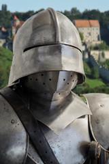 Ritter Mittelalterszene