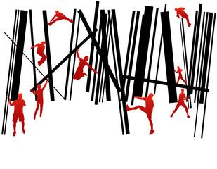 Illustration of barcode