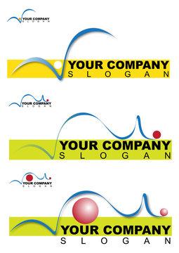 Logo aziendale per Agenzia Viaggi, Associazione o similare