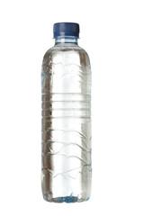 Plastic bottle full of water
