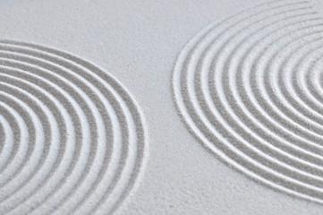 Sand, Kreise, Gleichgewicht