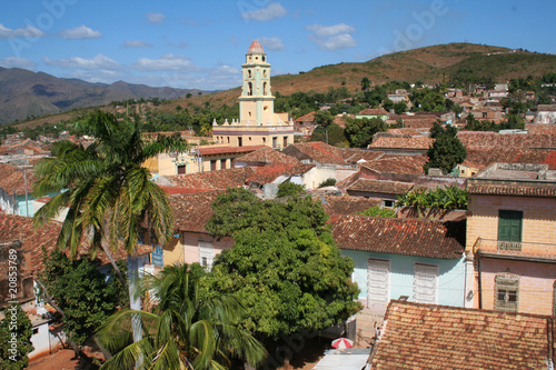 trinidad kuba panorama stockfotos und lizenzfreie. Black Bedroom Furniture Sets. Home Design Ideas