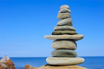 Pile of Sandstones