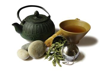 thé asiatique