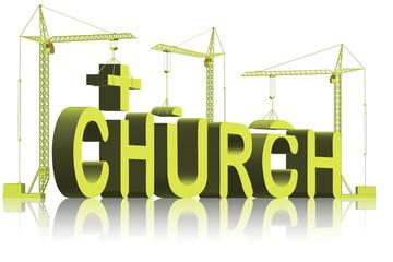building a church