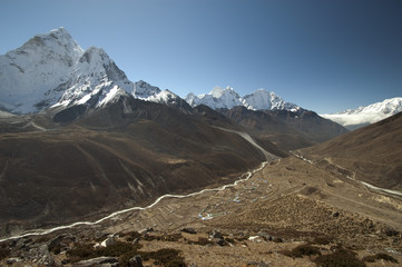 Das Dach der Welt - Solo Khumbu, Himalaja, Nepal