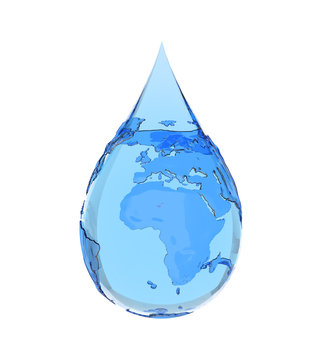 Earth water ecology