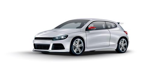 vector concept sport car