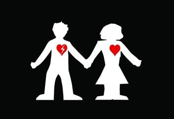 famille, papa, maman, frère, soeur, divorce, divorcer
