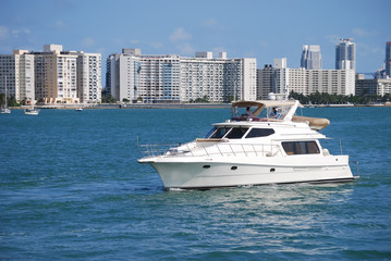 LLuxurious Sport Fishing Boat