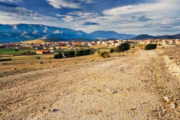 El Barraco. Ávila. España
