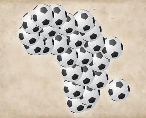 Soccer Africa - Fussball WM Afrika