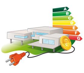 consommation electrique dans les eco habitations