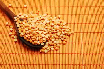 orange lentil