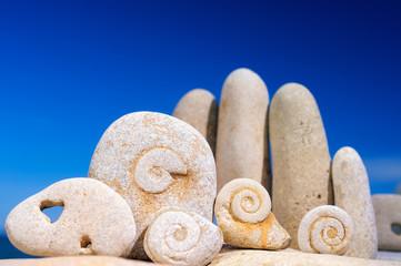Stone helix