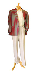 Male Shop Mannequin in Art Deco Clothes