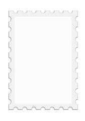 Marco de sello postal