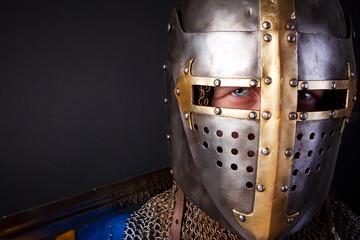 portrait of knight