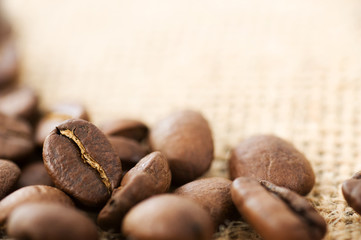 Coffee Beans close-up