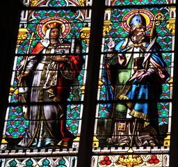 Foto op Aluminium Imagination Saint Richard et Saint Florentin