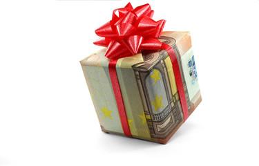 Geldgeschenk 50 Euro