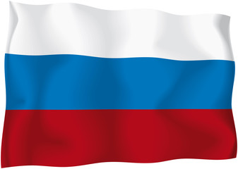 Russia - Russian flag