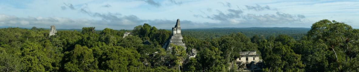 Tikal - Panorama