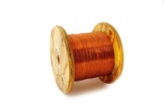 Bundle of cooper wire