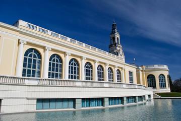 Terrasses du Palais Beaumont à Pau