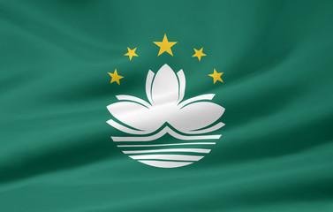 Flagge von Macao