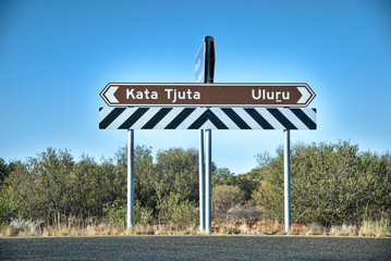 Australian Outback Signs
