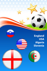 World Soccer Football Group C