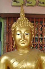 Buddha New Brass Head