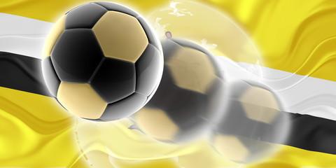 Brunei flag wavy soccer website