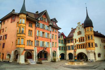 Obraz The Ring 02, Biel (Bienne), Switzerland - fototapety do salonu