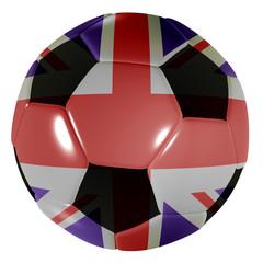 football traditional black