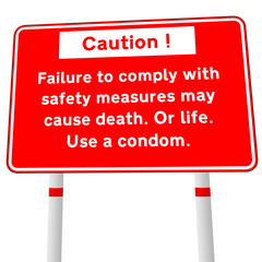 safety measures caution