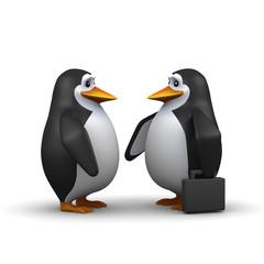 Business Penguins